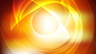 Abstract Orange and White Background Vector Graphic