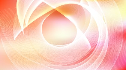 Abstract Pink Yellow and White Graphic Background