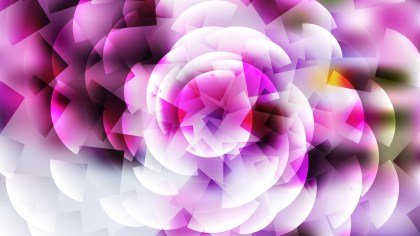Abstract Purple and White Graphic Background