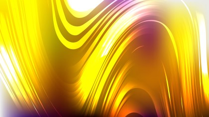 Abstract Purple and Yellow Background Graphic Design