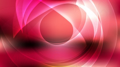 Abstract Red and White Background Graphic Design