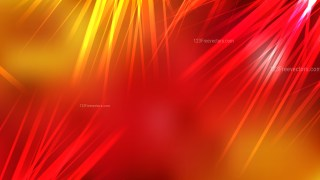 Modern Abstract Red and Yellow Background