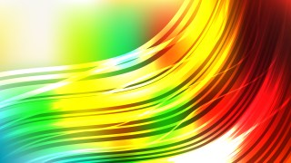Abstract Red Yellow and Green Background Graphic