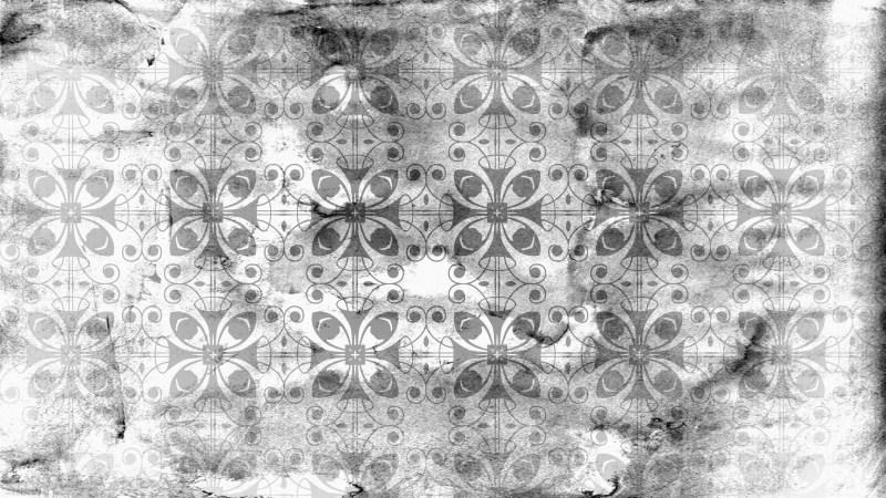 Grey Vintage Grunge Background