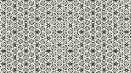 Beige Vintage Seamless Wallpaper Pattern Template