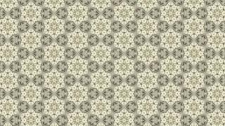 Beige Vintage Ornamental Pattern Background