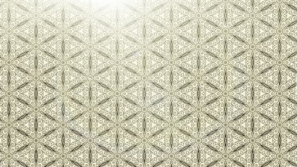 Beige Vintage Decorative Ornament Background Pattern