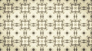 Beige Vintage Seamless Ornament Background Pattern Graphic
