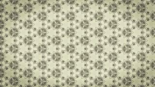 Vintage Decorative Ornament Pattern Wallpaper