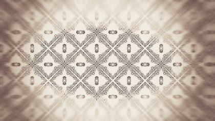 Beige and Red Vintage Seamless Wallpaper Pattern Template