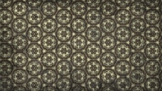 Black and Beige Vintage Ornament Background Pattern Image