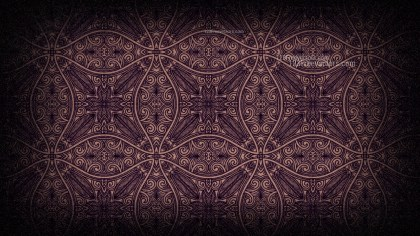 Vintage Pattern Background Graphic