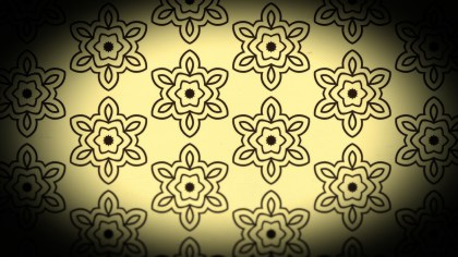 Vintage Floral Seamless Wallpaper Pattern Template