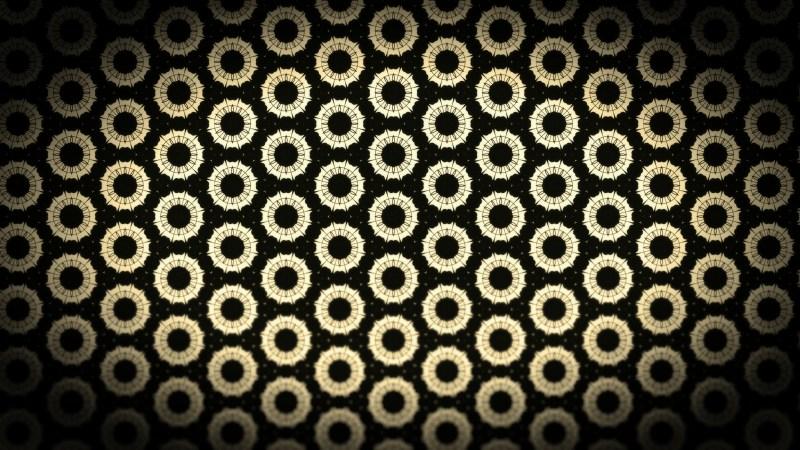 Vintage Ornamental Wallpaper Pattern