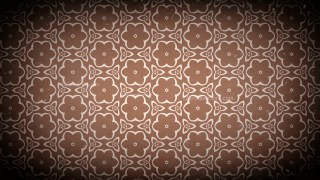 Vintage Ornamental Seamless Background Pattern Design Template