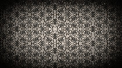 Vintage Seamless Floral Pattern Wallpaper