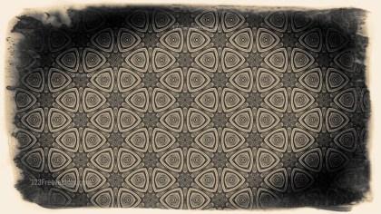 Vintage Decorative Ornament Pattern Background