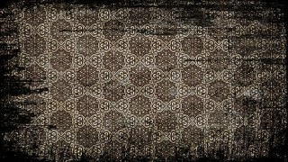 Vintage Grunge Seamless Wallpaper Pattern Design