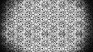 Decorative Floral Ornament Pattern Wallpaper Graphic