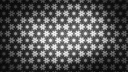 Seamless Ornamental Wallpaper Pattern