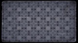 Black and Grey Vintage Seamless Ornamental Pattern Background