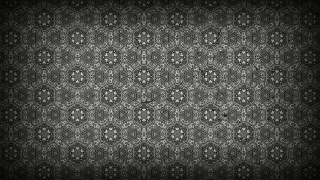 Vintage Seamless Wallpaper Pattern Background Graphic