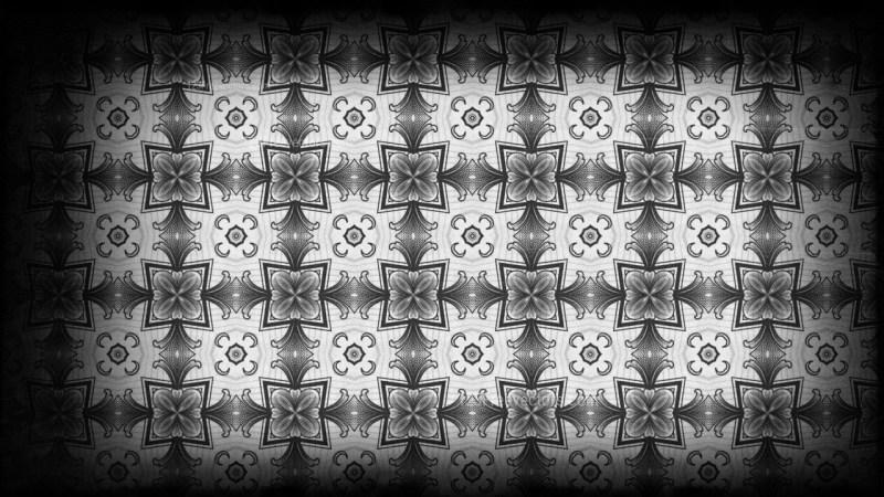 Vintage Seamless Background Pattern