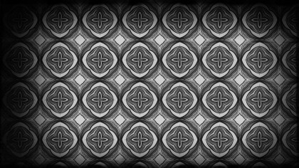 Vintage Seamless Ornament Pattern Wallpaper Design