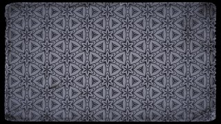 Black and Gray Vintage Ornament Background Pattern Image