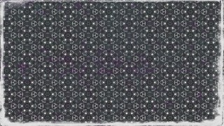 Black and Grey Geometric Ornament Seamless Background Pattern Design