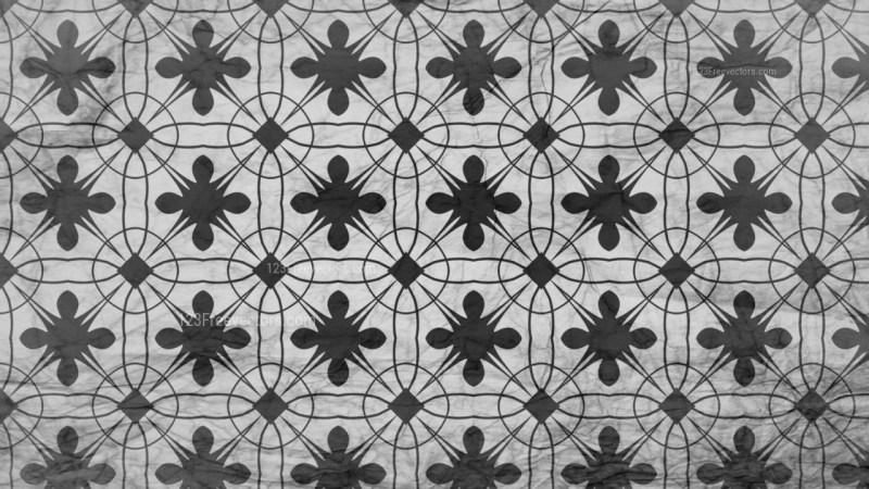 Decorative Seamless Background Pattern