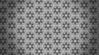 Decorative Geometric Seamless Pattern Background