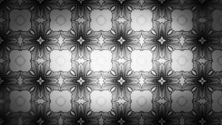Black and Grey Geometric Seamless Pattern Background Image