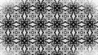Decorative Floral Background Pattern