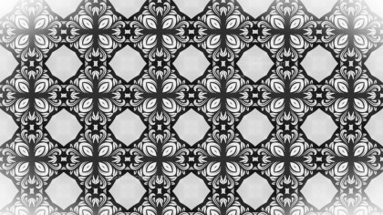 Decorative Floral Seamless Background Pattern Design