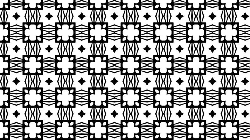 Seamless Geometric Ornament Pattern Wallpaper Design Template