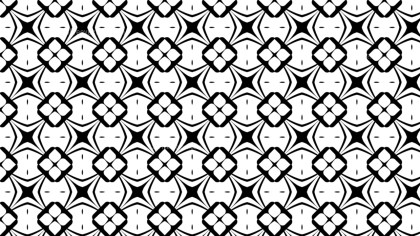 Floral Seamless Geometric Wallpaper Pattern Template