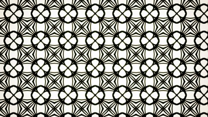 Geometric Seamless Wallpaper Pattern Image