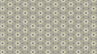 Blue and Green Vintage Decorative Floral Pattern Wallpaper