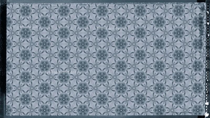 Decorative Floral Ornament Pattern Wallpaper Image
