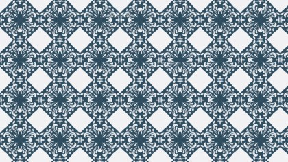 Seamless Ornament Pattern Wallpaper Design