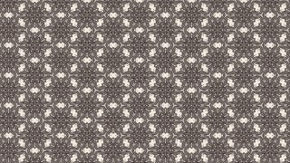 Floral Ornament Pattern Background Graphic