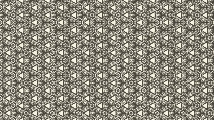 Brown Ornamental Seamless Pattern Background Image
