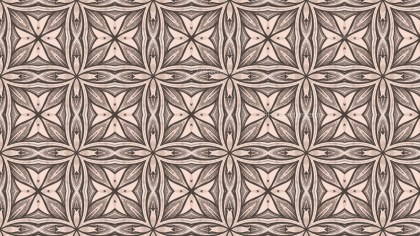 Floral Seamless Background Pattern Template