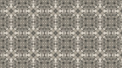 Ornamental Seamless Background Pattern Image
