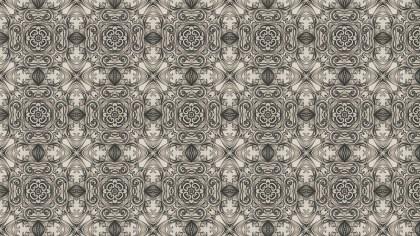 Decorative Ornament Pattern Wallpaper