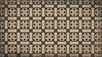 Decorative Floral Seamless Wallpaper Pattern Image