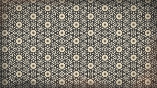 Ornamental Wallpaper Pattern