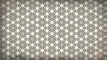 Brown Seamless Ornament Wallpaper Pattern Image