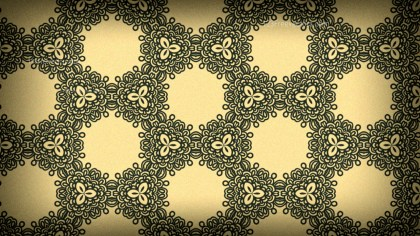 Vintage Floral Seamless Background Pattern Design